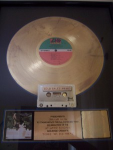 Graham Nash Record Award