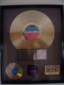 "Crosby, Stills, Nash & Young: Record Award for "" Deja Vu """