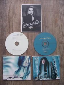 Marianne Rosenberg: 2 signierte CDs und 1 signiertes Foto