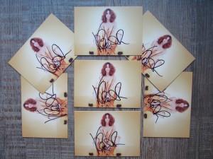 Vanessa Mai: Autogramme