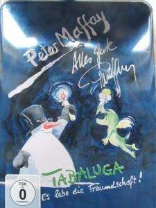 Peter Maffay: signierte Premium-Edition TAGALUGA, Es lebe die Freundschaft